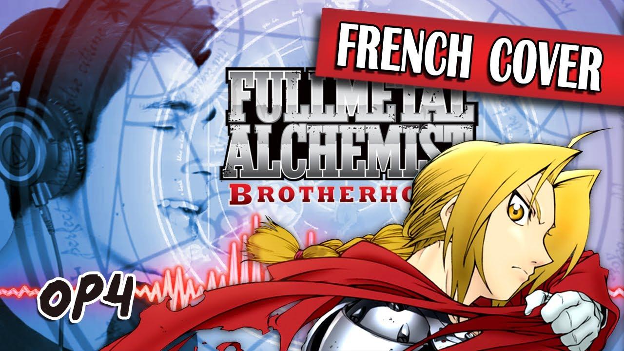 ️ French Cover FullMetal Alchemist Brotherhood - Period ...