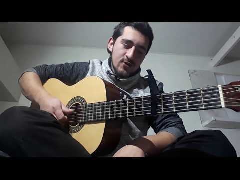 Tutorial fingerstyle. Somewhere Over the Rainbow por joesalcovers