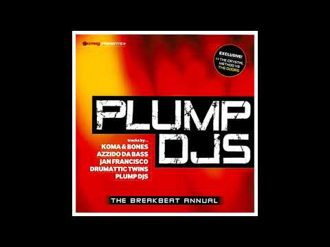 Plump DJs ‎– The Breakbeat Annual (Mixmag Nov 2005)