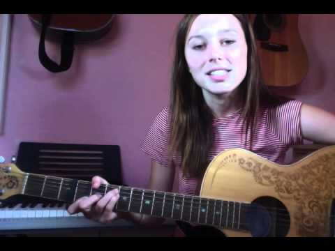 Learn How to Play I Never Told You by Colbie Caillat - Easy Acoustic Guitar Lesson