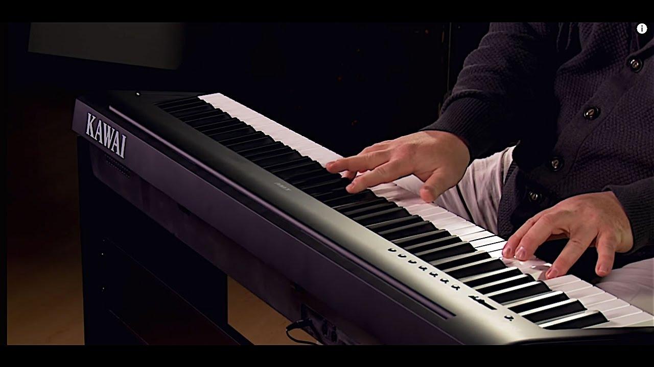 kawai es110 digital piano performance with adam berzowski youtube. Black Bedroom Furniture Sets. Home Design Ideas