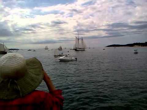 Gloucester Harbour: Schooner Show