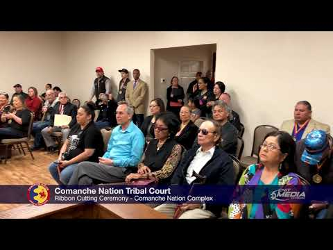 Comanche Nation Tribal Court