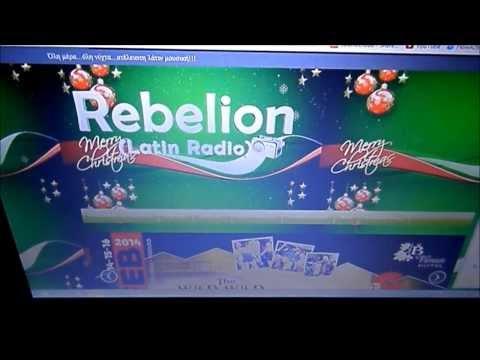 Christmas with Rebelion (Latin Radio) - www.rebelion.gr