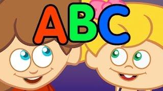 ABC Alfabe Şarkısı Türkçe | Çizgi Film Çocuk Şarkıları | Sevimli Dostlar | Adisebaba TV