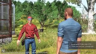 Farmer's Dynasty Gameplay (PC game)