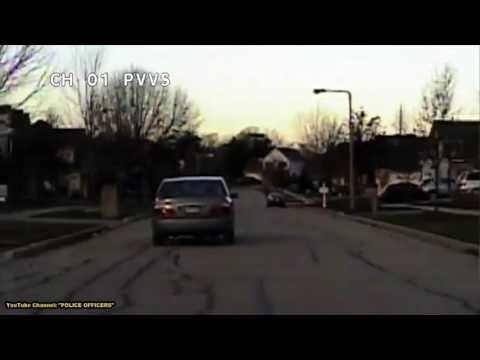 Police chase 2017, Yorkville, Illinois(new)