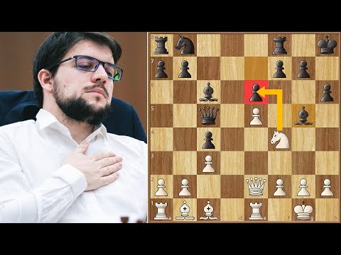 The Candidates Tournament! || Radjabov vs MVL || FIDE World Cup (2019)