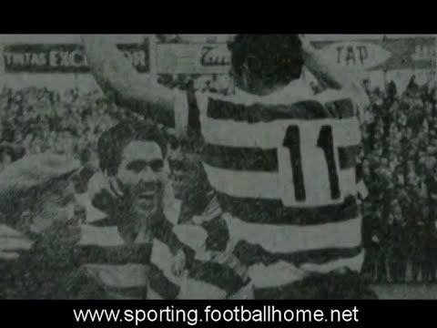 Sporting - 3 x Benfica - 1 de 1963/1964