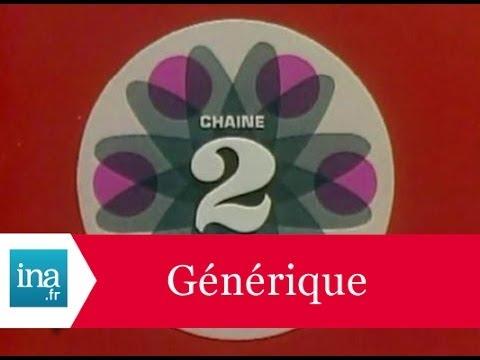 L'histoire de la 2ème chaîne, de l'ORTF à France 2 - Archive INA