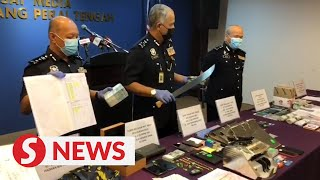 Ah Long syndicate busted with arrests of 29 locals