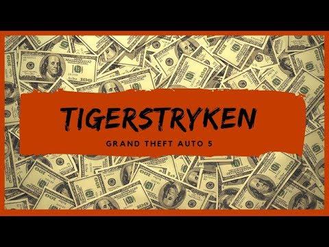 Tigerstryken's Live PS4 Broadcast: Gta Online