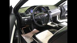 Mercedes-benz e-klasse IV (W212, S212, C207) купе-хардтоп 3,5AT 2009г