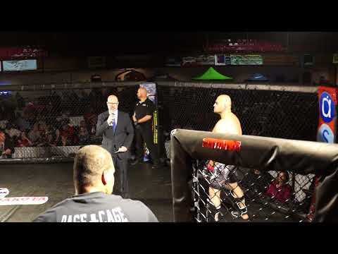 MOHAMMED OTHMAN VS ED MCMICHAEL 235 LB RAGE IN THE CAGE 4