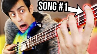 Top 10 HARDEST Bass Lines (you won't believe number 1)