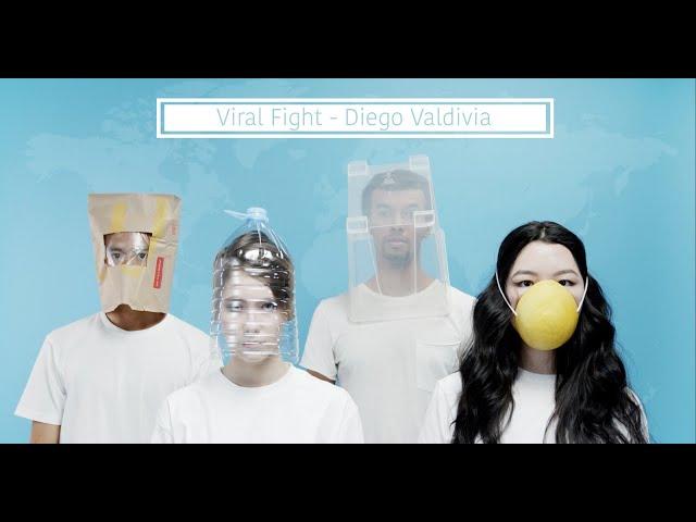 VIRAL FIGHT - Diego Valdivia #covid-19 #coronavirus #pandemic #resistiremos