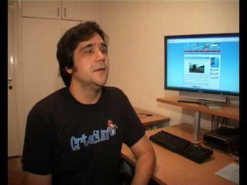 AcaRadio, administrator sajta crtaci info, najava humanitarne akcije za decu iz Zvecanske