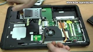 видео Ремонт ноутбука ASUS PRO61Z