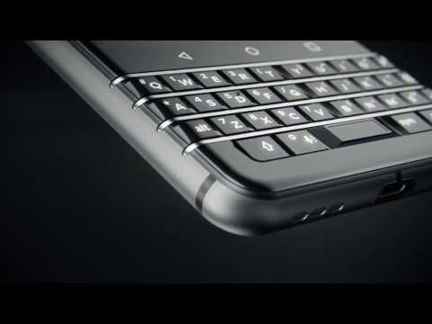 La resurrección de BlackBerry por TCL - 2017
