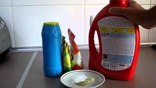 Самодельное копеечное средство для посудомоечных машин.