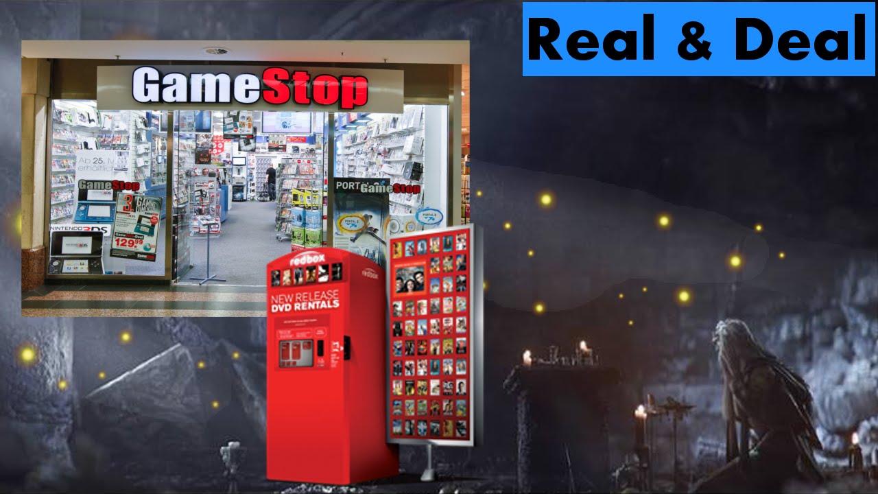 Redbox+Gamestop=Profit $5-7 bucks per copy
