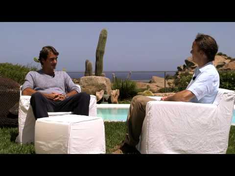 Das Exklusiv-Interview mit Roger Federer am historischen Tag seines Rekords (Schweizerdeutsch)