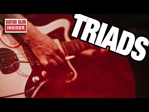 Don't Know Your Triads? Just Do This!