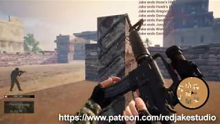 [Delta Force Black Hawk Down Remaster]-Gameplay Short Demo (Unfinished)