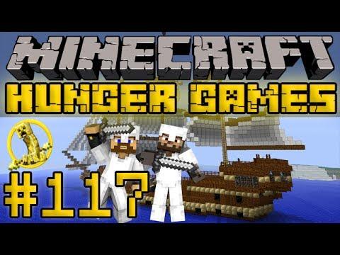 Голодные Игры #117 - Пираты на острове - Minecraft Hunger Games