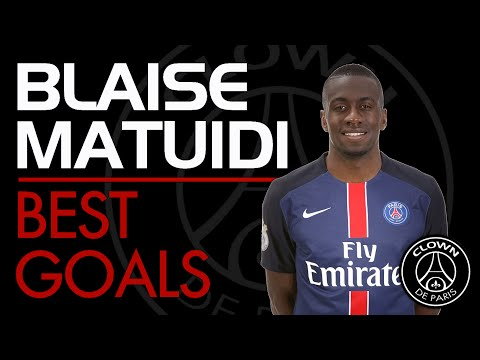 Blaise MATUIDI - Best Goals