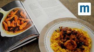 Sticky, Delicious Jammy Chicken - Trust Us, It Works