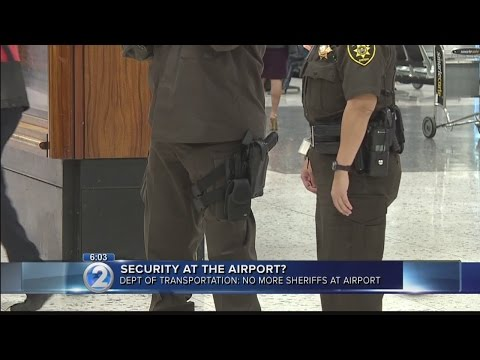Lawmaker demands answers after state boots deputy sheriffs from Honolulu airport patrols