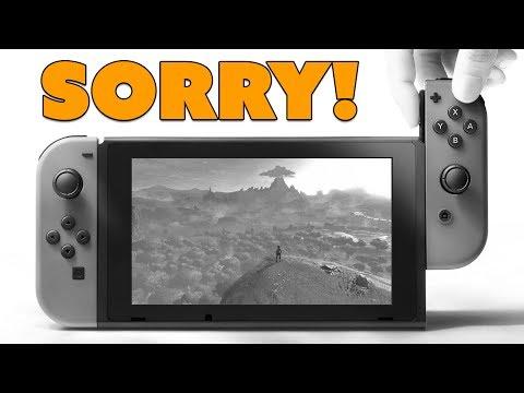Nintendo APOLOGIZES for Nintendo Switch - The Know Game News