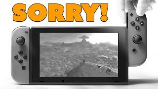 Nintendo APOLOGIZES for Nintendo Switch - The Know Game News