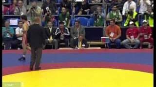 55 кг. Лебедев vs Асгаров, Чемпионат мира-2010, финал.(, 2010-09-20T19:41:54.000Z)