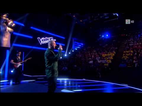 "Tommy Tee ft. Vinni - ""Askepot"" - Live @ The Voice 06.12.13"