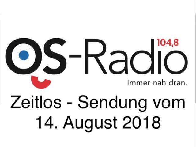 ZeitlOS-Radio vom 14. August 2018