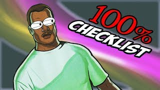 GTA VCS: 100% CHECKLIST / GUIDE [+BEST Order of Completion]