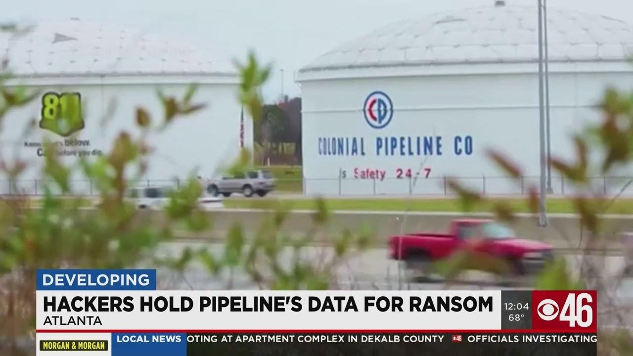 Colonial Pipeline still mostly shutdown