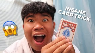 HOW TO DO THE MOST IMPOSSIBLE CARD TRICK | Sean Does Magic