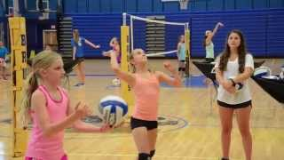 Blacksburg Summer Camps: Volleyball Camp