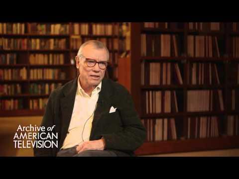 Hugh Wilson on his writing process - EMMYTVLEGENDS.ORG