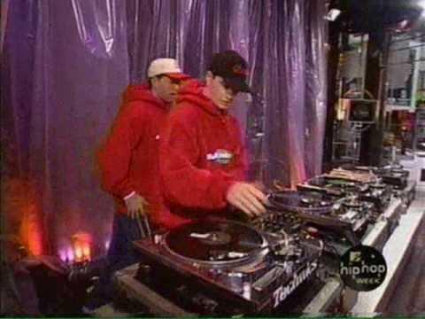 Dj Skribbles & DJ Slynke Battle