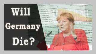 will germany die will germany become muslim ?