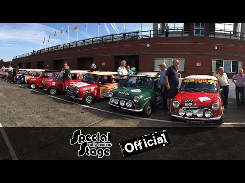 HRCR Stage Masters & Old Stager Season + Rally Isle of Man