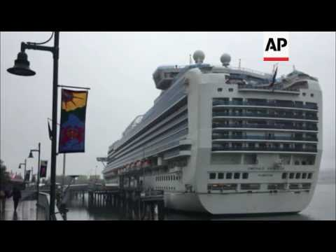 FBI Arrests Suspect in Woman's Cruise Ship Death