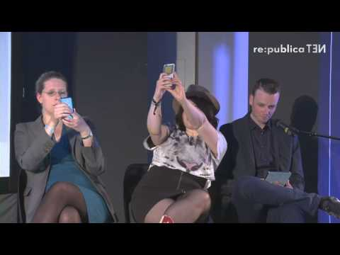 "re:publica 2016 – ""Digital Detox"" – Sprechstunde mit Dr. Wiebke Weiß-Weiter on YouTube"