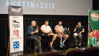 Brew Talks Next Gen 2018 - Local and National Craft Beer Issues & Trends