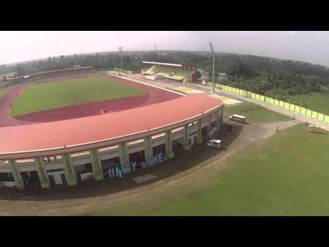Aerial videography @ Laguna Sports complex