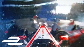 Onboard Crashes, Saves & Overtakes Compilation: Formula E Mexico City